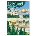 Holy Land Large Poster