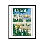 Holy Land Framed Panel Print