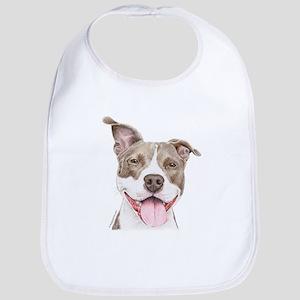 Pitbull terrier Bib