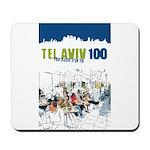 Tel Aviv 100 - City Mousepad