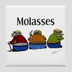Molasses Tile Coaster