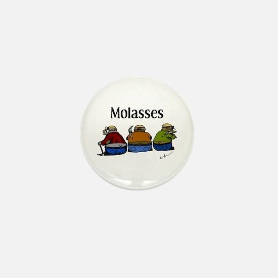 Molasses Mini Button