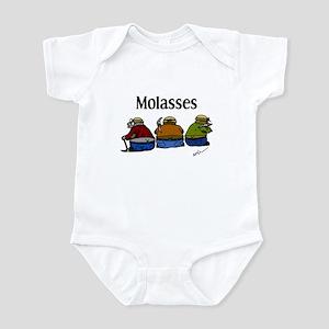 Molasses Infant Bodysuit
