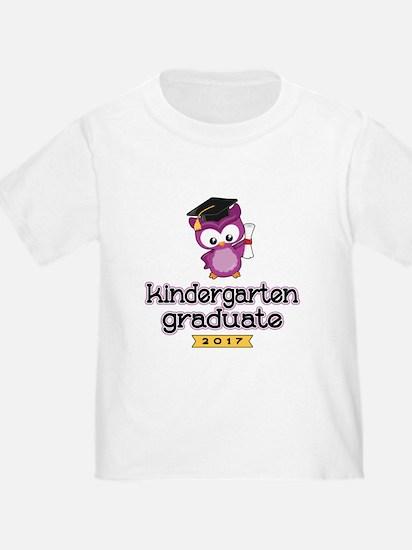 Kindergarten Grad 2017 T