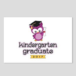 Kindergarten Grad 2017 Postcards (Package of 8)