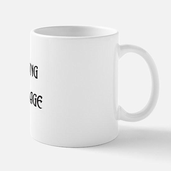 It Takes a Viking Mug