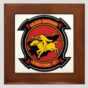 Strike Fighter Squadron VFA 87 USS Navy Ships Fram