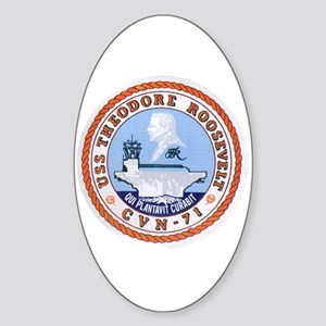 USS Theodore Roosevelt CVN 71 US Navy Ship Sticker