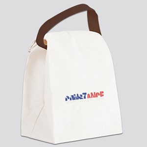 Constance Canvas Lunch Bag