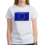 Flag of Europe Women's T-Shirt