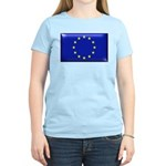 Flag of Europe Women's Light T-Shirt