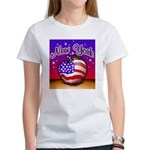New York Big Apple American F Women's T-Shirt
