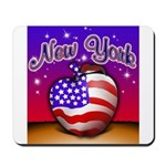 New York Big Apple American F Mousepad