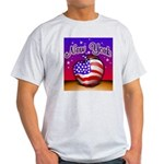 New York Big Apple American F Light T-Shirt