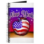 New York Big Apple American F Journal
