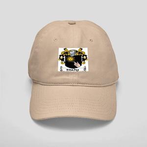 Brady Coat of Arms Baseball Cap