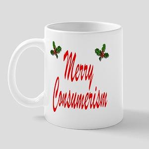 Merry Consumerism Mug
