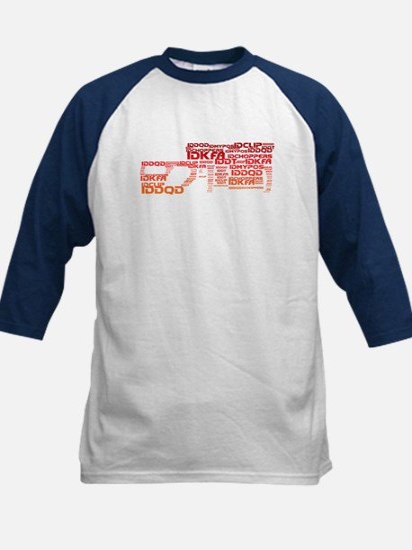 Cheat Code BFG Kids Baseball Jersey