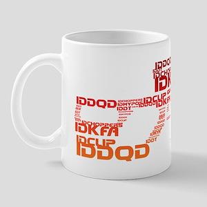Cheat Code BFG Mug