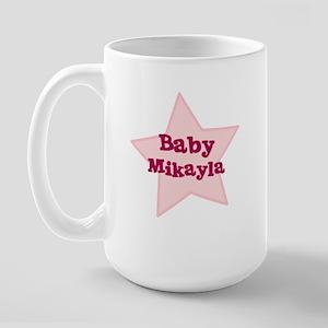 Baby Mikayla Large Mug
