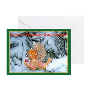 Sister law greeting cards cafepress m4hsunfo