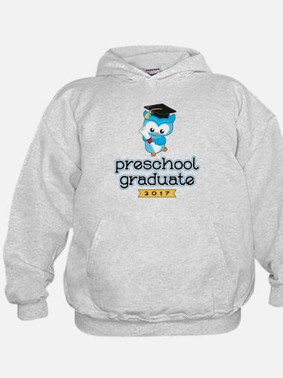 Preschool Grad 2017 Hoodie