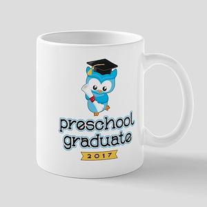 Preschool Grad 2017 11 oz Ceramic Mug