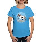 Paint Horse Power Women's Dark T-Shirt