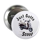"""Just Gotta Scoot Joker 2.25"""" Button (10 pack)"""