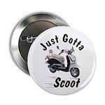 """Just Gotta Scoot Joker 2.25"""" Button"""