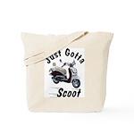 Just Gotta Scoot Joker Tote Bag