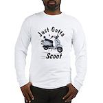 Just Gotta Scoot Joker Long Sleeve T-Shirt