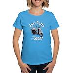 Just Gotta Scoot Joker Women's Dark T-Shirt