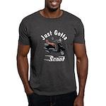 Just Gotta Scoot Joker Dark T-Shirt