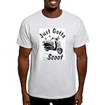 Just Gotta Scoot Joker Light T-Shirt