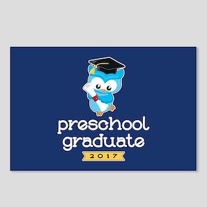 Preschool Grad 2017 Postcards (Package of 8)