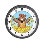Baxter's Wall Clock