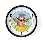 Baxter's Wall Clock