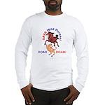 Bay Stallion & Lion Roar for ROAM Long Sleeve T-Sh