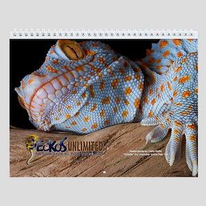 Geckos Unltd Wall Calendar (2010 Contest Photos)
