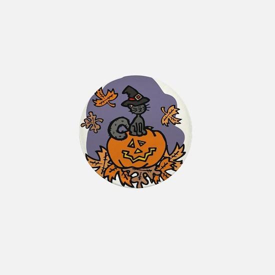 PUMPKIN (16) Mini Button