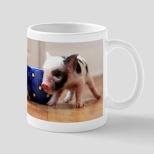 GR-MICRO-PIGS012TEST Mugs