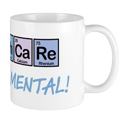 Healthcare: It's Elemental Mug