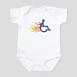 Speed Demon Infant Bodysuit