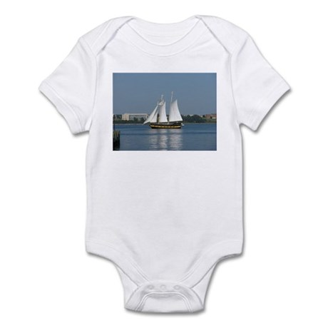 Halifax Harbour Infant Bodysuit