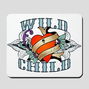 Wild Child Mousepad