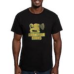 Champion Sound Lion Men's Fitted T-Shirt (dark)