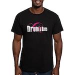 D&B Gangster Men's Fitted T-Shirt (dark)