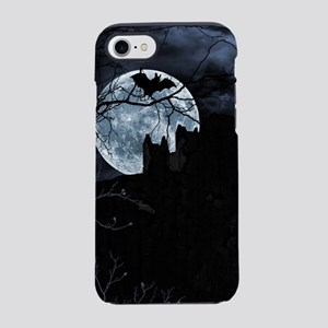 Spooky Night Sky iPhone 7 Tough Case