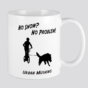 Big Dogs Urban Mushing Mugs